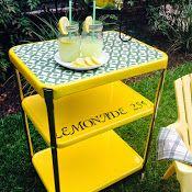 Cute Lemonade Cart!