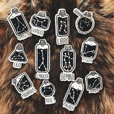 accessories drawing Art, Stickers and Pins, by Eli Klemmeck on Etsy Kritzelei Tattoo, Tattoo Drawings, Tattoo Music, Laptop Stickers, Cute Stickers, Stickers Harry Potter, Tumblr Stickers, Aesthetic Stickers, Pin And Patches