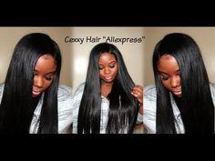 "♡ Finally...CHEAP HAIR! "" Cexxy Hair Aliexpress"" - YouTube"