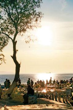 Swimwear designer Nicky Zimmermann reveals her highlights of Mykonos