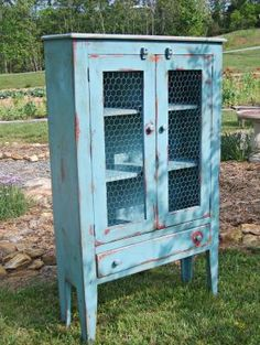 Fun for the kitchen mud room or nursery | The Distinctive Cottage