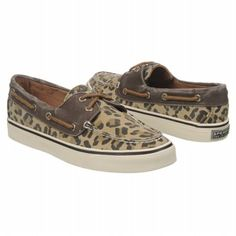 My newest addition: Women's Sperry Top-Sider Biscayne in Tan Leopard