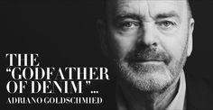 Adriano Goldschmied Bloom Fashion, Hail Mary, Ag Jeans, Oprah Winfrey, The Godfather, Adriano Goldschmied, Einstein, Inspiration, Seeds