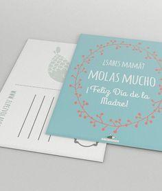 Postal GRATIS Día de la Madre