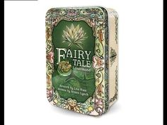 """Fairy Tale Lenormand"": unboxing e comentário"