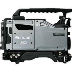 Ikegami HDN-X10 HDTV Tapeless Camera/Recorder with Avid Codec