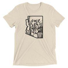 e3ffc6649 Arizona Home Grown Short sleeve t-shirt • County Road Nine Tees For Women,