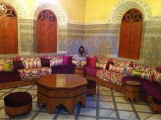 It's all Abt thé détails (Moroccan design)
