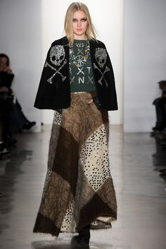 Libertine Fall 2012 Ready-to-Wear Fashion Show - Melissa Johannsen