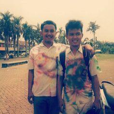gue and ayub :)