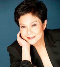 """Nora Aunor - as """"Sunny Magno"""" - a racist, homophobic mother with one son married to a white man and the other son married to a Black woman."""