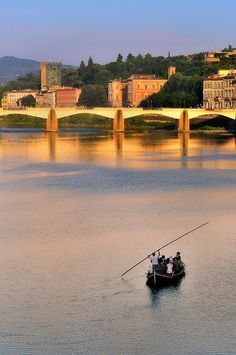 Florence, Italy by cherry