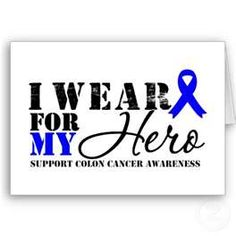 My Mom...Support Colon Cancer!