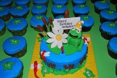 Frog Party
