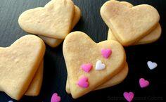 Son las típicas galletas de mantequilla, pero con el toque de la leche condensada que le da un sabor especial sin empalagar.