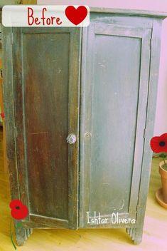 M s de 1000 im genes sobre restaurando armarios comodas - Restaurar armario ...