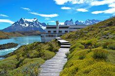 Explora Hotel in Patagonia