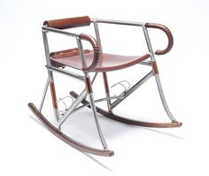 Randonneur Chair rocking chair cyclisme Two Makers - BED