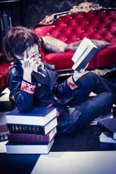 fuduki(梓官) Kazuma Cosplay Photo - WorldCosplay