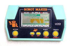 ゲームウォッチ ロボットメーカー