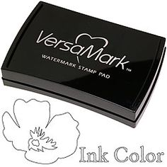 Wishlist! VersaMark Watermark Inkpad