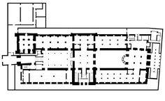 David Chipperfield - Neues Museum Berlin - Plan