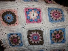 Ravelry: Trish1703's blanket