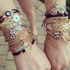 So many beautiful and stylish bracelet to choose from!! [CyberMondaySale]