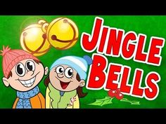 Christmas Songs for Children with Lyrics - Jingle Bells - Kids Songs by The Learning Station - YouTube