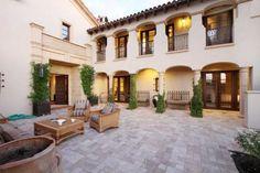 Courtyard Idea