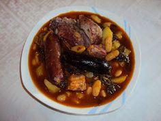 Recetas Asturianas de la Güela Pepi: POTE ASTURIANO