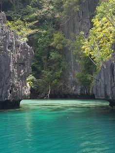 Island hopping el nido philippines