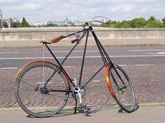 Bicyclette danoise : Pedersen