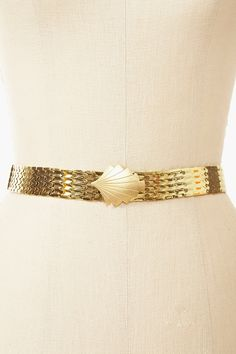 Gilded Scale Belt <3