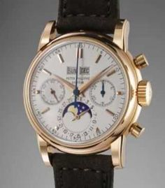 The auction at Phillips will feature exclusive and rare watches.