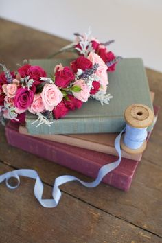Wild Roses And Lavender DIY Floral Crown Tutorial | Bridal Musings