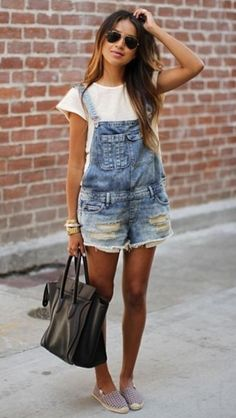 SUMMER OVERALLS-  I want these now