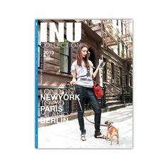 INUcollection #06 Lifestyle with dog and fashion