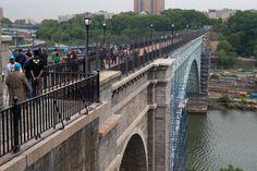 The High Bridge, The Bronx NY
