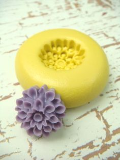 Chrysanthemum Blossom  - Flexible Silicone Mold - Push Mold, Jewelry Mold, Polymer Clay Mold, Resin Mold, Craft Mold, PMC Mold by Molds on Etsy https://www.etsy.com/listing/97432576/chrysanthemum-blossom-flexible-silicone