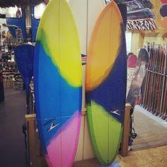3 #surfboard Thomas Surfboards issus de la session shape française de Thomas Bexon et de Jake Bowery viennent d'arriver !