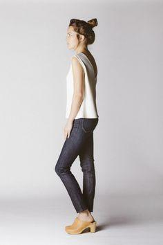 Elizabeth Suzann Campaign Shoot Photography / Hair / Makeup / Stylist: Elizabeth Pape Model: Pap Shirock