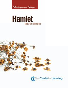 Can anyone think of a good topic for an 8 page essay on hamlet?
