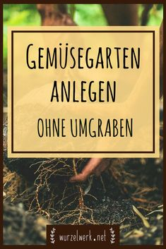 Gemüsegarten anlegen ohne Umgraben Create a vegetable garden without digging: With this simple method, you can create a small or large vegetable beds and grow your own garden in your own self-catering garden. Vegetable Garden Planning, Backyard Vegetable Gardens, Vegetable Garden Design, Dig Gardens, Amazing Gardens, Potager Palettes, Balcony Plants, House Plants, House Plant Care