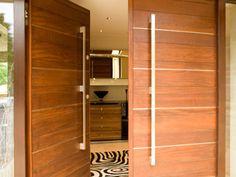 Modern Exterior Double Doors borano modern doors - modern - front doors - miami - borano