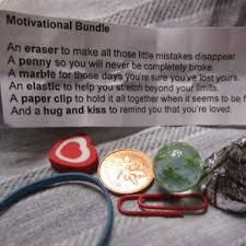 Image result for small gift to motivate