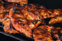 Root Beer Barbeque Chicken