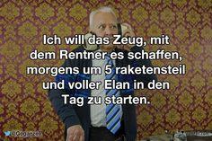 #Zeug #Rentner #5 #voller #Elan #lustig