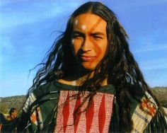 Tatanka Means (son of Russell Means). Pinned by indus® in honor of the indigenous people of North America who have influenced our indigenous medicine and spirituality by virtue of their being a member of a tribe from the Western Region through the Plains including the beginning of time until tomorrow.