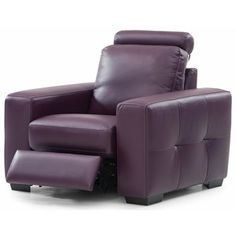 Palliser Furniture Push Wall Hugger Recliner Upholstery: All Leather Protected - Tulsa II Bisque, Leather Type: All Leather Protected, Type: Manual